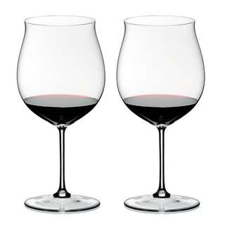 55%OFF as NEW 2 Riedel Sommeliers Burgundy wine glasses