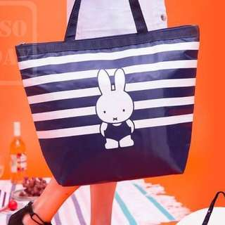 🌸全新 ~ Miffy 特大容量保溫袋🌸