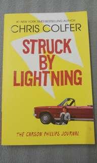 Struck by Lightning -Chris Colfer