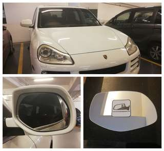 Porche Cayenne side mirror all models and series