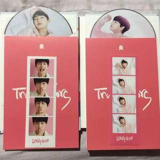 JBJ True Colors Yongguk set