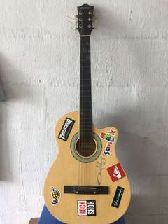 Hyburg Acoustic Guitar