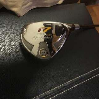 Golf TaylorMade R7 3 Wood 19 Deg
