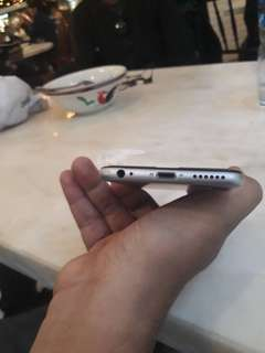Iphone 6 128gb fullset mulus!
