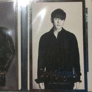 iKON Donghyuk photocard