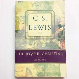 The Joyful Christian by C.S. Lewis