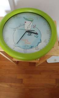 Wall clock (children)