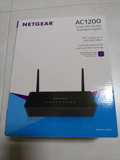 Netgate Wireless Router