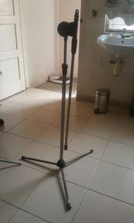 Vintage mic / microphone stand