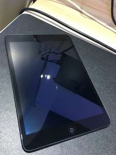 Apple iPad Mini 1 WiFi 16GB (black) #87