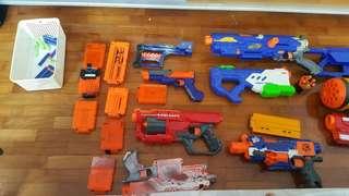 Nerf Guns URGENT