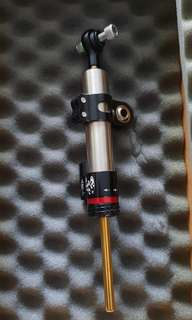 Used Matris Steering Damper M31189X For Yamaha R1
