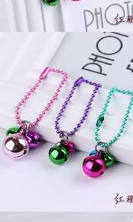 10pcs 12cm Coloured Ball Rings