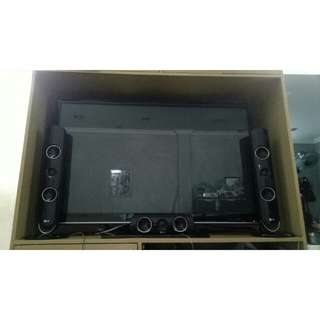 "LG 50PZ570  50"" (127cm) Full HD 3D Plasma TV"