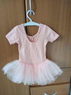 Tutu (ballet outfit) 12 to 18 months (used once)