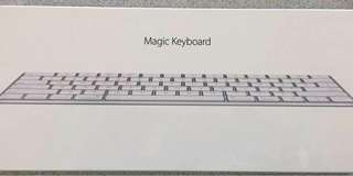Apple magic keyboard 2 (brand new in box)
