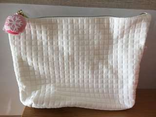 Brand New clarins Cosmetic Bag