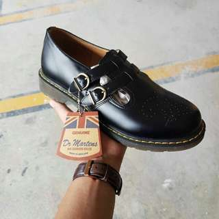 Mary janes Dr martens black