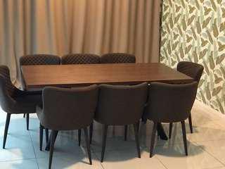 SSF dining table set!