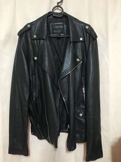 Forever 21 Biker Leather Jacket
