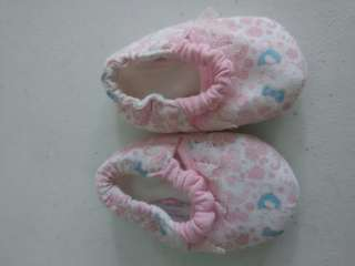 Auth sanrio hellokitty soft shoes