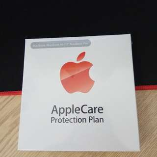 Apple AppleCare + Protection Plan for Macbook 12 PRO 13 AIR 全方位服務計劃,適用於 MacBook / MacBook Air / 13 吋