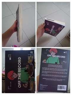 Novel Off The Record Ria Sw