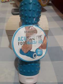 Homedics Acusoothe Foot Massager
