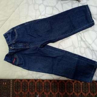 New Seluar Jeans Size 5-6