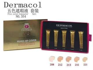 DERMACOL 5IN1 set