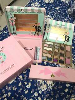 Too Faced (Christmas In New York) limited edition