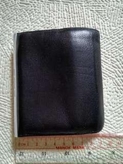 Masaki Matsushima Genuine Leather Wallet 日牌真皮銀包