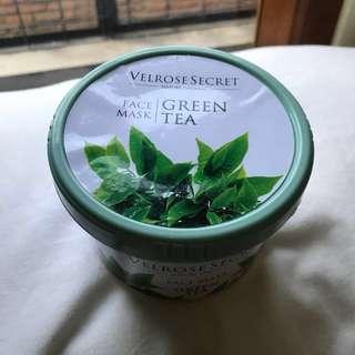 Velrose Secret Green Tea Mask