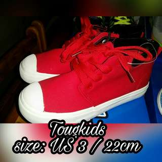 Toughkids low cut shoes