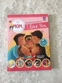 Buku Mom, I love you