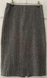 Seed Heritage - Stretch Pencil Skirt (Small)