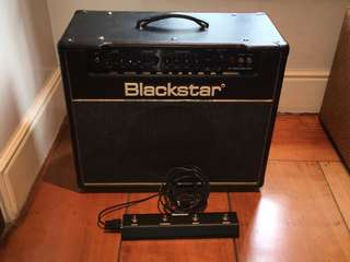 Blackstar Guitar Amp 60 Watts