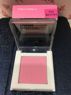 Tony Moly Blush