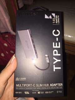 TYPE-C ADAPTER TO USB