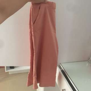 CULOTTES (baby pink)