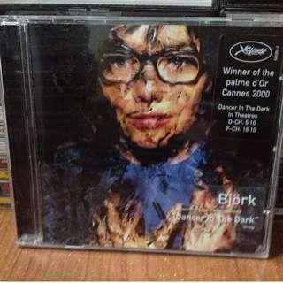 歐版英國壓片 Björk Bjork 碧玉 Selmasongs 在黑暗中漫舞 原聲帶 賣場尚有其他專輯與官方商品出售