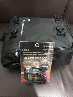 Uglybros + disc lock bundle