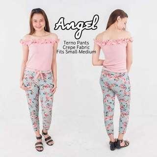 Angel terno pants
