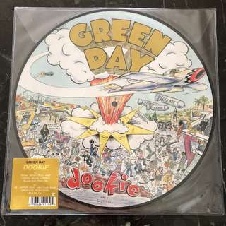 Green Day - Dookie. Vinyl Lp. New