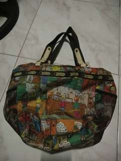 Le sportsac lunch bag/ baby bag
