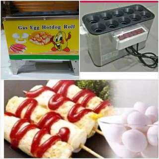 Sosis egg roll