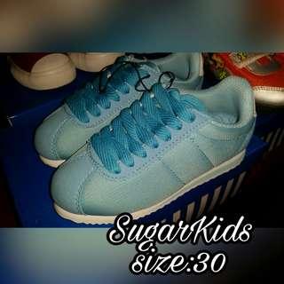 Sugarkids blue rubber shoes