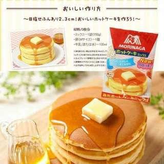 MORINAGA日本No.1森永德用鬆餅粉 MORINAGA Japan No.1 Sen Yongde with muffin powder