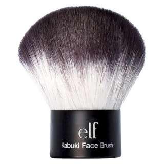 🚚 elf  Kabuki Face Brush