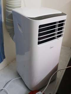MIDEA Portable Air Conditioner 1.0 HP